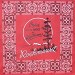 Bandana - Rockmount Styled In The West, red