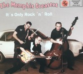 CD - Memphis Greasers - It's Only Rock'n'Roll