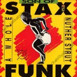 LP - VA - Son Of Stax Funk - A Whole Nuther Strut