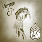 LP - Vernon & The G.I.'s - G. I. Bop