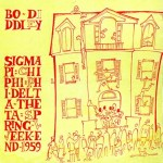 LP - Bo Diddley - Spring Weekend 1959
