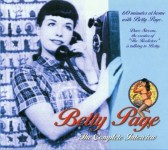 CD - Bettie Page - The Complete Interview