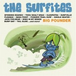 CD - Surfites - Big Pounder