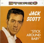LP - Jack Scott - Stick Around