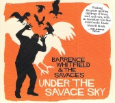 CD - Barrence Whitfield & The Savages - Under The Savage Sky