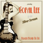 CD - Coral Lee & the Silver Scream - Rocky Road to IO