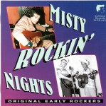 CD - VA - Misty Rockin' Nights