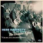 CD - Herb Hardesty - Wing and Federal Recordings 1958-61
