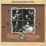 LP - Crazy Cubes - Rockabilly 25 Years