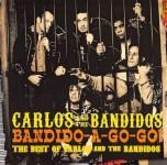 CD - Carlos & The Bandidos - Bandido-A-Go-Go