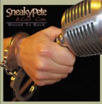 CD - Sneaky Pete & The Cool Cats - Bound To Rock