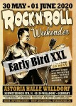 Early Bird Walldorf R'n'R Weekender XXL-Ticket 2020