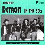 CD - VA - Detroit In The 50's Vol. 3