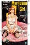 Poster DIN A3 - Marijuana Girl