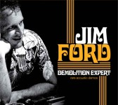 CD - Jim Ford - Demolition Expert - Rare