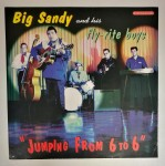 Poster - Big Sandy - Jumping From 6 To 6
