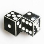 Gürtelschnalle - Black Dice Casino Gamble
