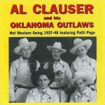 CD - Al Clauser And His Oklahoma Outlaws - Hot Western Swing 1937 - 48