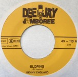 Single - Benny England - Eloping, Some How