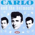 LP - Carlo & The Belmonts - Same