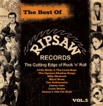 CD - VA - Best Of Ripsaw Records Vol. 5