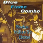 CD - Blue Flame Combo - Rockabillies Go Home