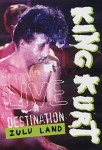 DVD - King Kurt Live - Destination Zulu Land