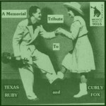 CD - VA - A Memorial Tribute to Texas Ruby and Curly Fox