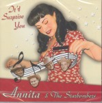 CD - Annita & The Starbombers - It'd Surprise You