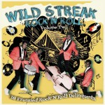 LP - VA - Wild Streak Rock'n'Roll Vol. 2