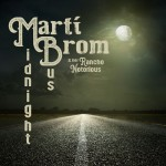 LP - Marti Brom & her Rancho Notorious - Midnight Bus