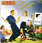 CD - VA - Rock & Roll Covers - Steamy Hot Lovers Vol. 4