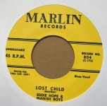 Single - Eddie Hope - A Fool No More / Lost Child