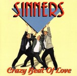 CD - Sinners - Crazy Beat Of Love