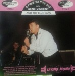 10inch - Gene Vincent - Dance To The Bop