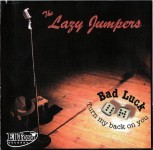 CD - Lazy Jumpers - Bad Luck