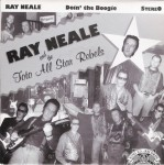 Single - Ray Neale and the Toto All Star Rebels - Doin' The Boogie