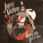 CD - Johnny Nightmare - Kicking Satan Out Of Hell