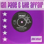 Single - Ian Page & The Affair - Hold On To Your Mojo