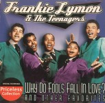 CD - Frankie Lymon - Why Do Fools Fall In Love