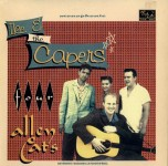 10inch - Ike & The Capers - Four Alley Cats
