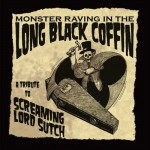 CD - VA - A Tribute To Screaming Lord Sutch - Monster Raving In The Long Black Coffin