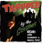 LP - Silvertones - Trapped by...