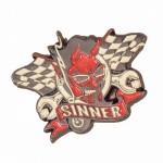 Pin - David Vicente - Sinner