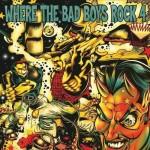 CD - VA - Where The Bad Boys Rock 4