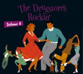CD - VA - The Drugstore's Rockin' Vol. 4
