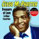CD - Clyde McPhatter - Treasure Of Love