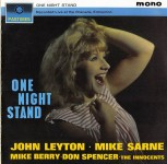 CD - VA - One Night Stand - John Leyton & Mike Sarne u.a.