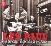 CD-3 - Les Paul - The Absolutely Essentials 3CD Collection