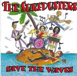 CD - Surfdusters - Save The Waves